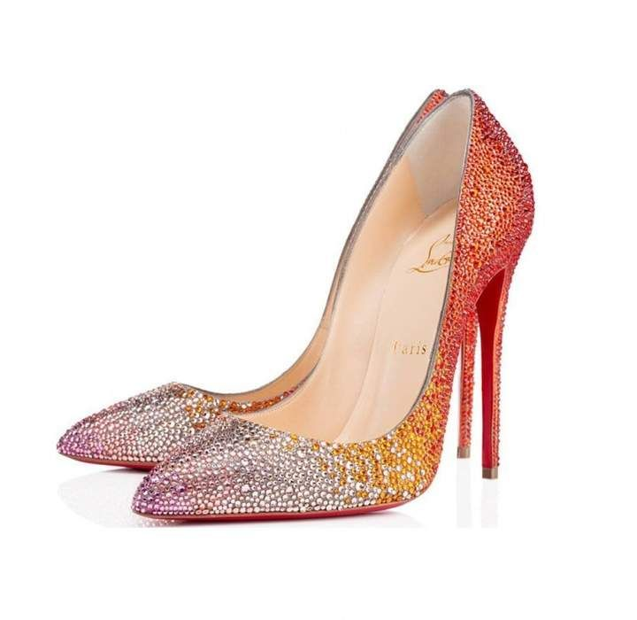 afed43474955 Pigalle Glitter Heels  affiliate  shoes  beautiful  unique  love ...