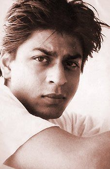 Shahrukh Khan..one of the best indian actors ever :)