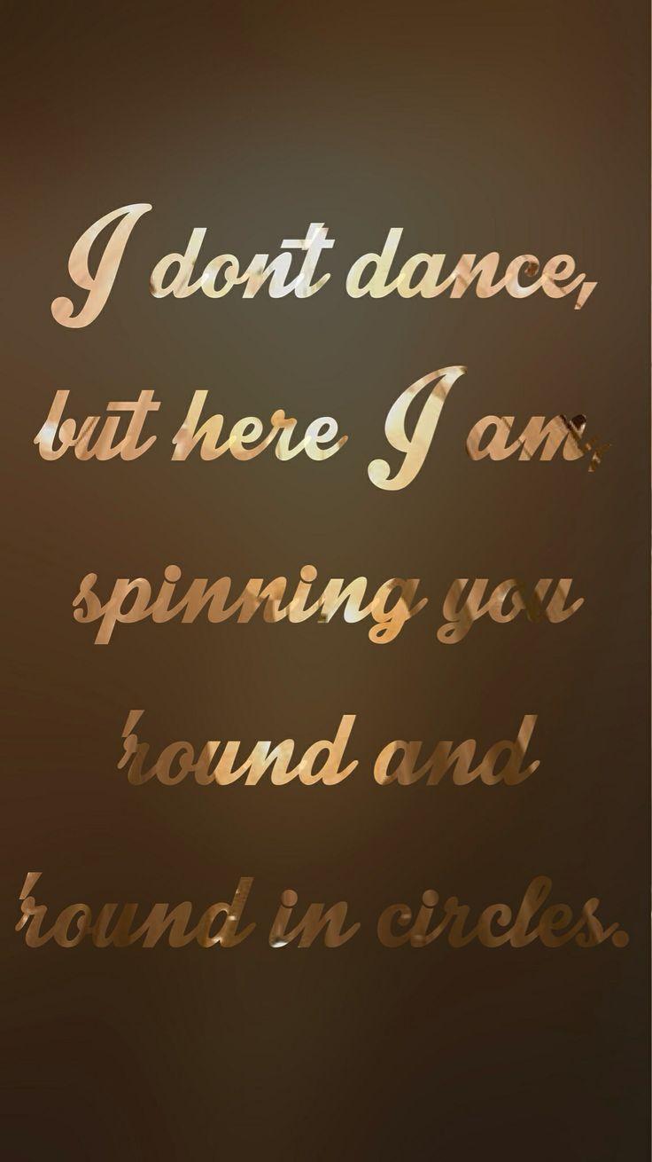 """I Don't Dance"" - Lee Brice Lyrics"