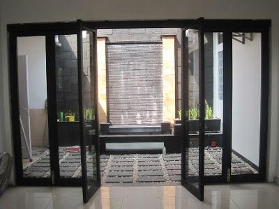 kusen alumunium | rumah, desain, minimalis