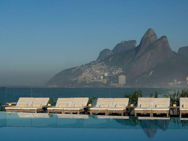 Fasano Rio in Brazil