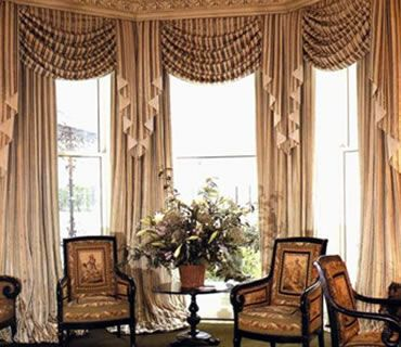 Board Mounted Valances | Custom Versus Ready Made Mass Produced