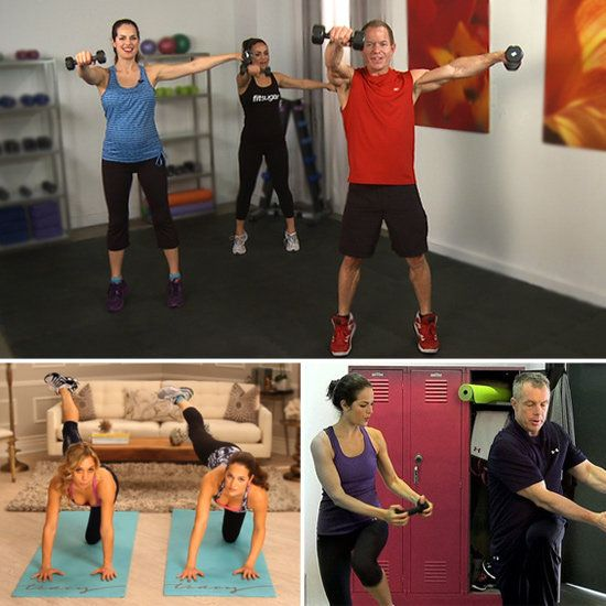 FitSugar.com - workout how to videos. very cool and ismple.  How to Work Out Like a Celebrity (Video)