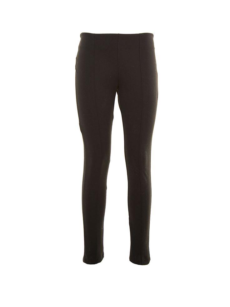 pantalone basic black