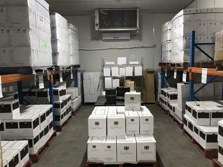 We have the cool room stocked & ready to be shipped! Click to bid: https://goo.gl/1rwCAF Did you know Lloyds Specialise in Small Australian Vineyards Wines? We support the local wine market & want to share these exceptional wines with you. All top Quality & waiting to be drunk!
