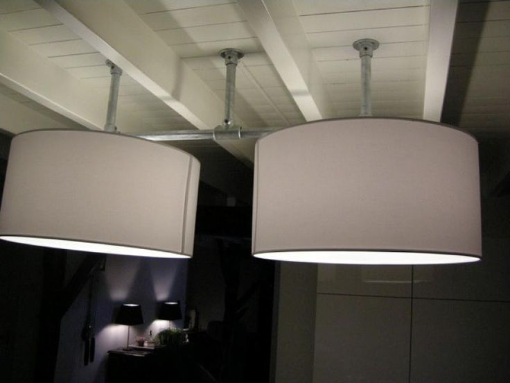 Lighting supports #KeeKlamp