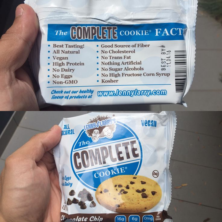 Cookies vegan gluten and dairy free 190 for half a serving great snack