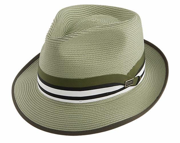 Men's Dress Hats | Dobbs Men's Dress Leather Fur Hat (DS6129) - Stylish Hats and Caps