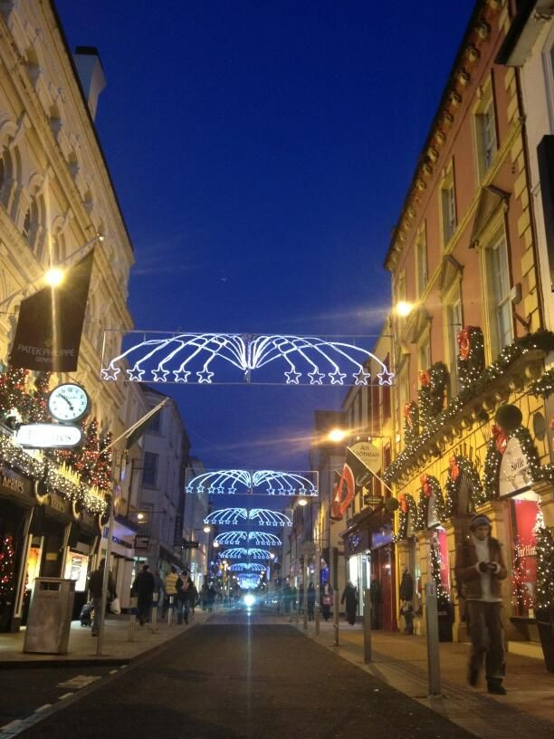 Festive Cork. Tweeted by @IdahoCafe.