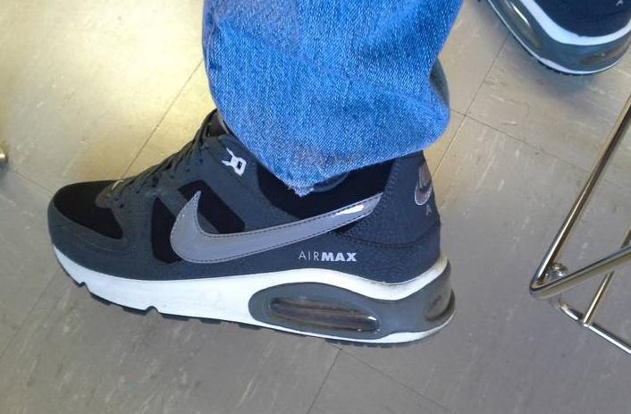 My fresh kicks.