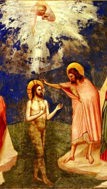 Baptism Prayer Card. http://bit.ly/KJBuruReligious Art, Giotto'S, Christian Art, Bondone C13051310, Bautismo De, Catholic Art, Of Bondone, Arena Chapel, Christian Iconart