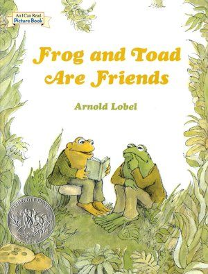 loved this when i was little! frog and toad :)