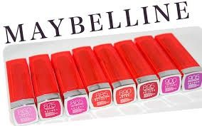 Looking for a color sensational lipstick? Go for the Maybelline lipstick with rich lip color that will surely add color to your lips. One of a kind lipstick, very affordable and can be bought in all leading stores.