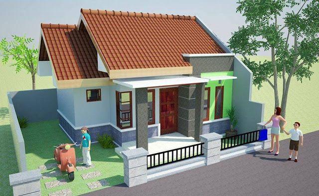 60 Latest Minimalist Home Designs Type 36 2020 Andri S Blog Minimalist House Design Home Building Design House Design