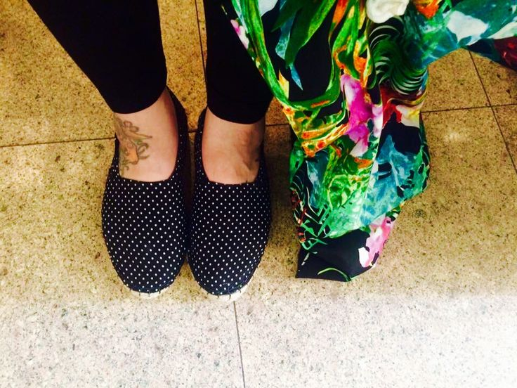 Espadrilles by not me