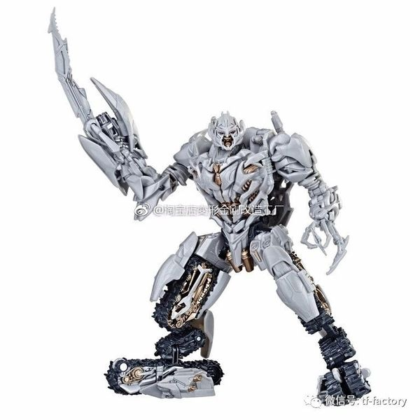 Studio Series Voyager Class Revenge Of The Fallen Megatron - Official Images Leaked
