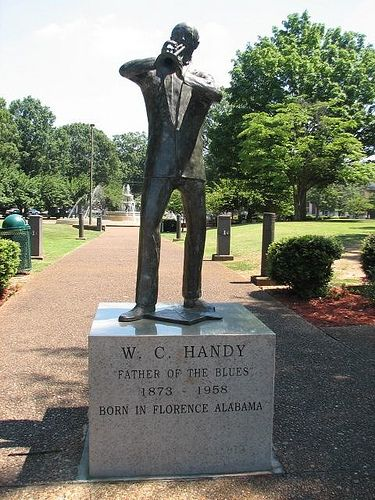 """WC Handy """"Father of the Blues 1873-1958"""" Florence Al"""
