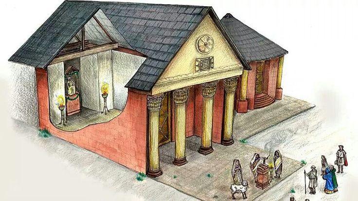 Roman Villas At Maryport