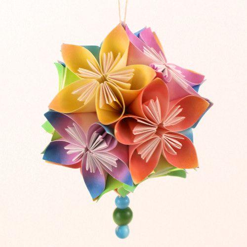 PlanetJune by June Gilbank » Kusudama Flowers Tutorial