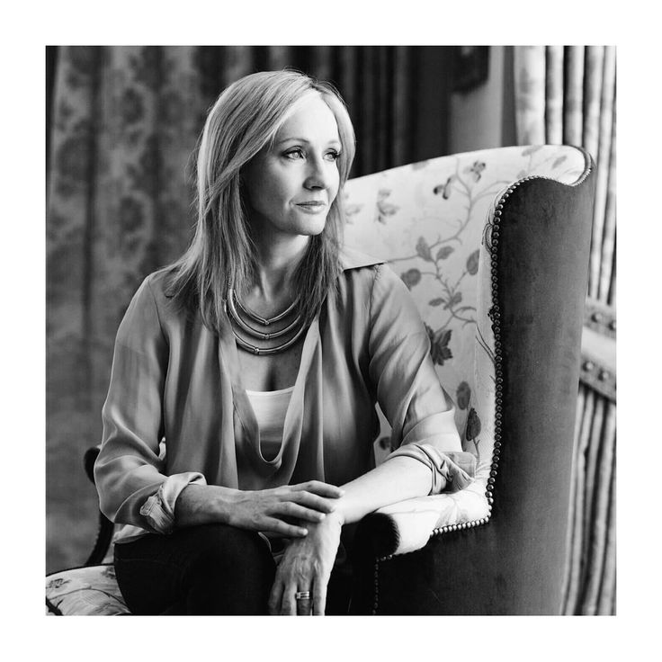 """J.K Rowling // """"Fleeing to Portugal when I was 25 right after my beloved mothers death I soon moved back to Scotland with my daughter after the breakup of a bad one-year marriage. With no means of support I walked straight into poverty and depression. I was a single mother and it really was hand to mouth at one point. I was literally as poor as you can get in Britain without being homeless. If youve ever been there you will never ever take for granted that you dont need to worry. Failure is…"""