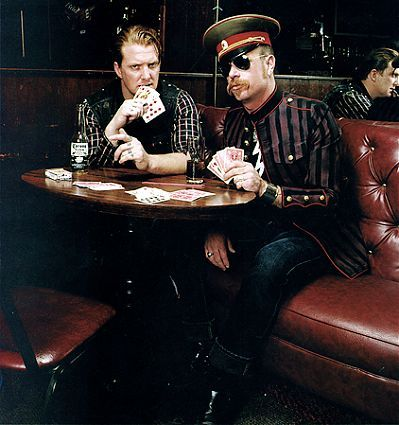 Eagles of Death Metal - I know they are technically a side project, but I like em more than Queens of the Stone Age.