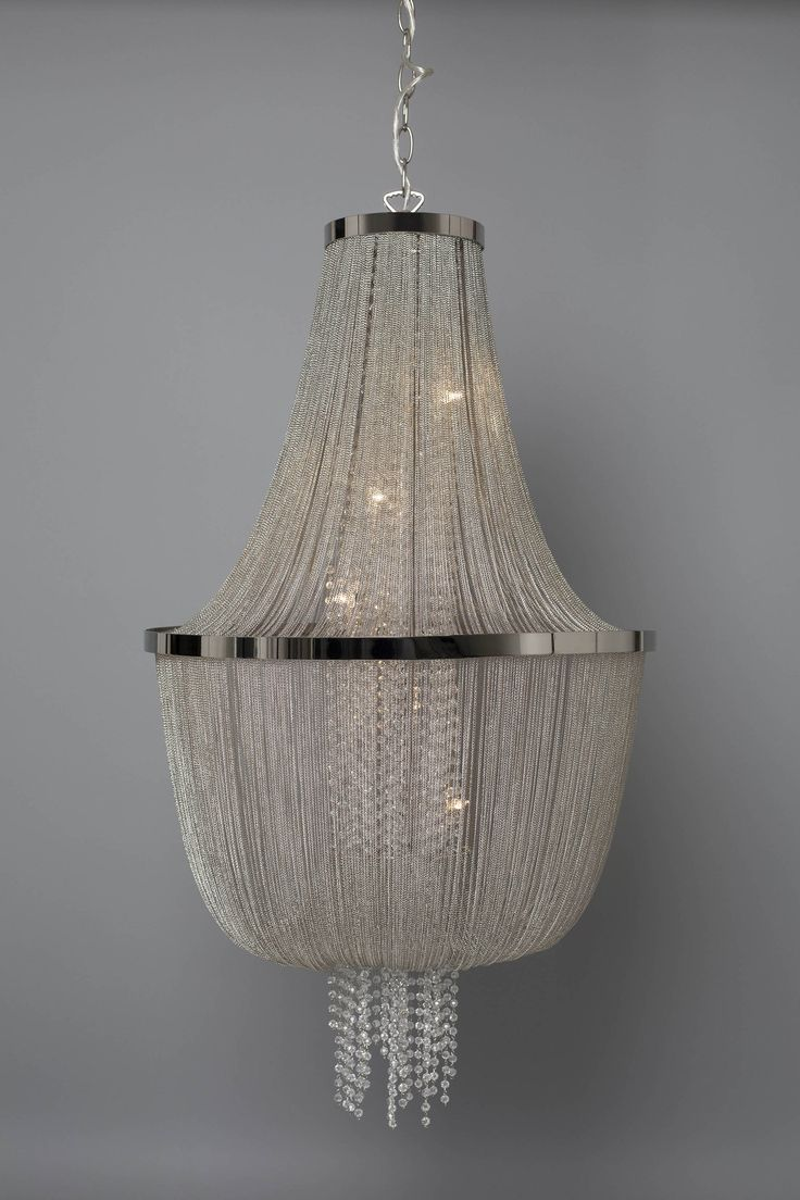 39 best crystal chandeliers images on pinterest beach homes modern glamour create true oppulence in your home with the olivia chandelier when lit it creates a romantic glow and has been designed to complimen arubaitofo Choice Image