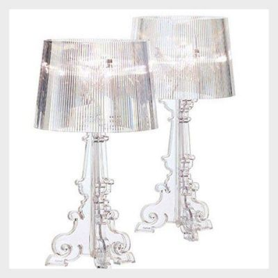 108 best images about centerpieces on pinterest tall for Kartell lampe replica