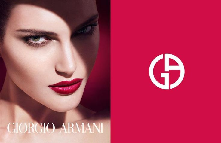 Giorgio Armani - Giorgio Armani Beauty 2013 (S/S 13) with Catherine McNeil