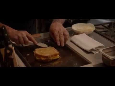 Grilled cheese from Chef. Jon Favreau can be my Dad any day.