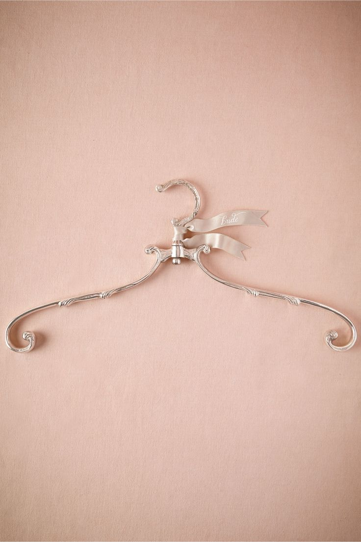 Heirloom Hangers, Mr & Mrs in Décor View All Décor at BHLDN