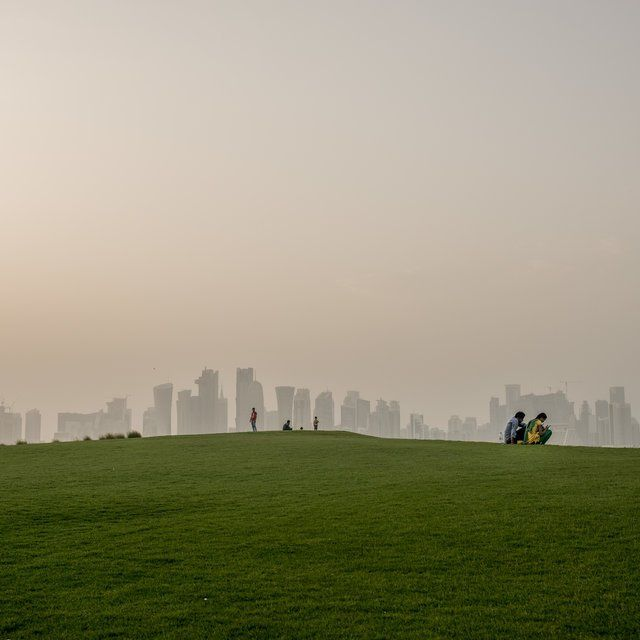 Tiny Wealthy Qatar Goes Its Own Way and Pays for It