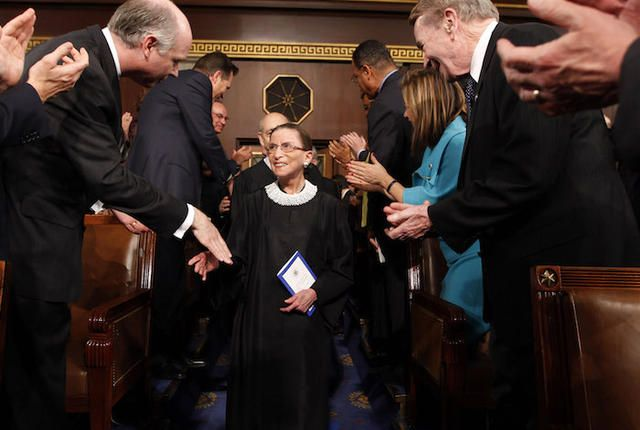 15 Things You Should Know About Ruth Bader Ginsburg | Mental Floss