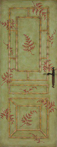 Porta pintada, Porte Italia