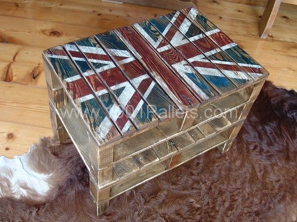 stolek2 600x449 Union Jack pallets snack table in pallet living room pallet furniture  with Table pallet Living Room