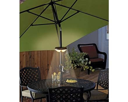 Patio Umbrella Lights Canadian Tire 1000 Images About Backyard Lighting Ideas On Pinterest