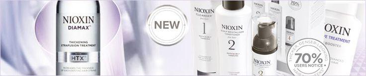 Nioxin Hair Loss Shampoo, Thinning Treatment - Fabove.ca