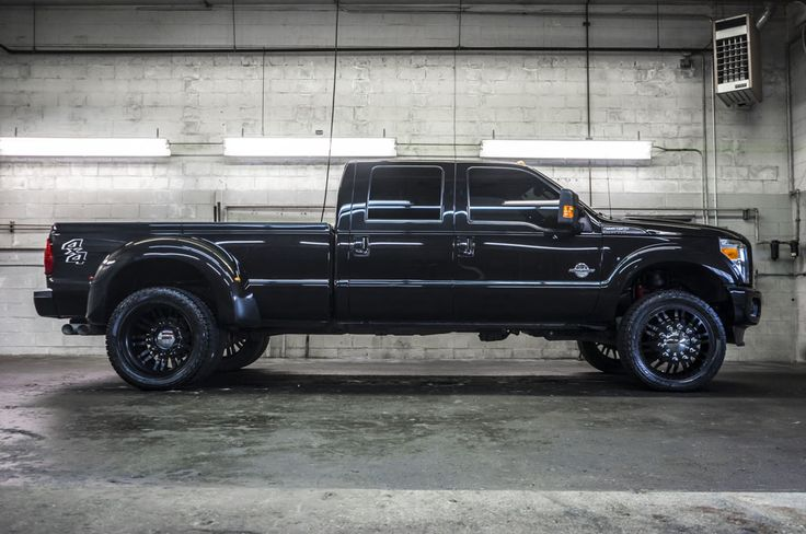 2013 Ford F-350 Lariat Dually 4x4 Powerstroke Diesel Truck For Sale with Custom Lift and Wheels! | Northwest Motorsport