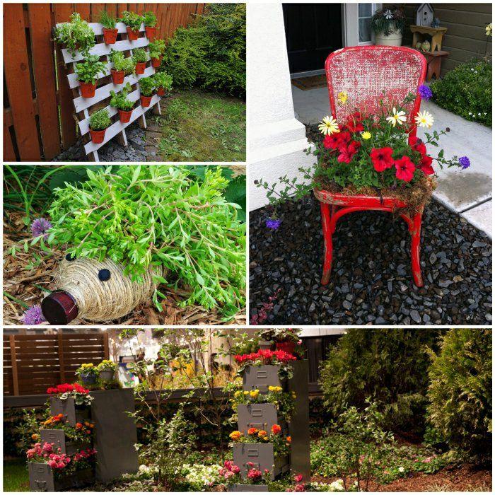 Gartenideen Zum Selbermachen Gartendekoideen Gartenideen Zum Selber Machen Photo Gallery