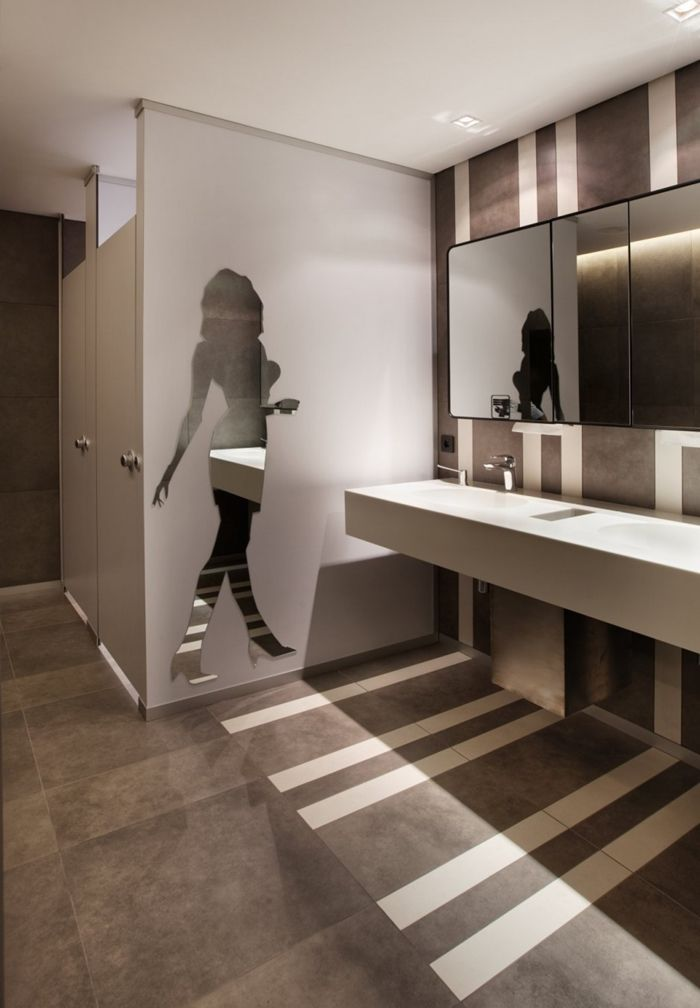 best 25 restroom design ideas on pinterest toilet design - Restroom Design Ideas