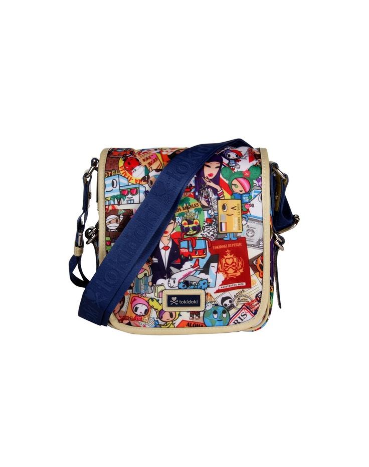 Tokidoki Ramblers Shoulder Bag 37