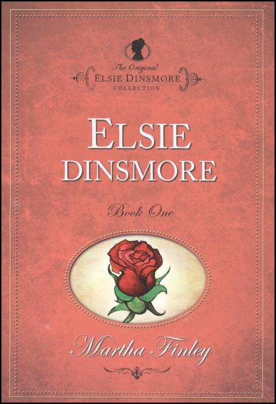 The Elsie Dinsmore Series - I had forgotten about this series I read in my preteens till just recently. Loved them! Definitely a series I want my daughter to read. Such faith and goodness portrayed in them.
