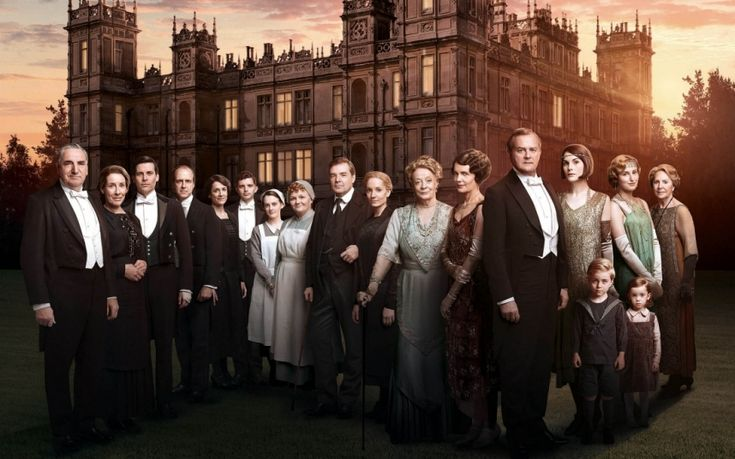 The dramas within the house are compelling but its Highclere Castle itself   that draws us to Downton Abbey, says Juliet Gardiner                                                                                                                                                                                 More