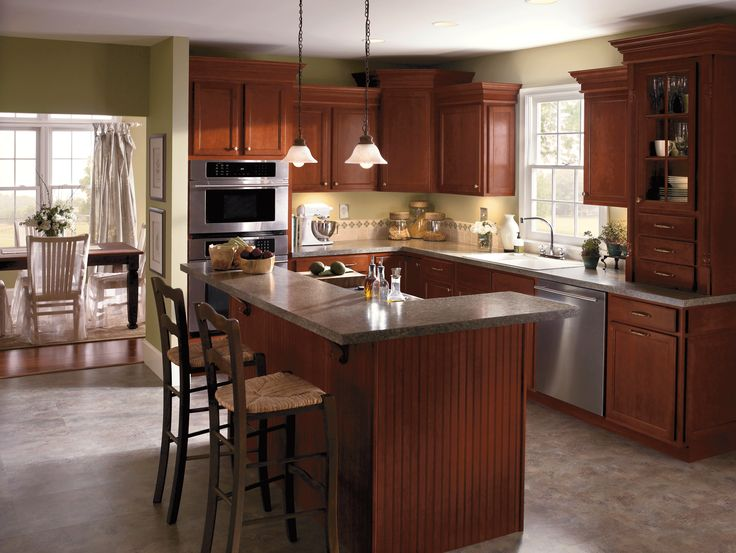 Soompy.Com | Decor Cabinet Kitchen Layout