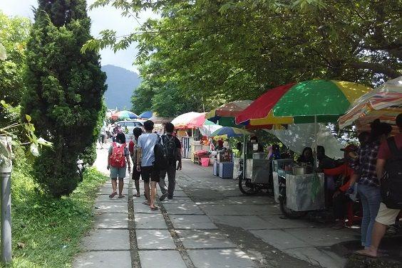 Petualangan di Semarang Menuju Umbul Sidomukti