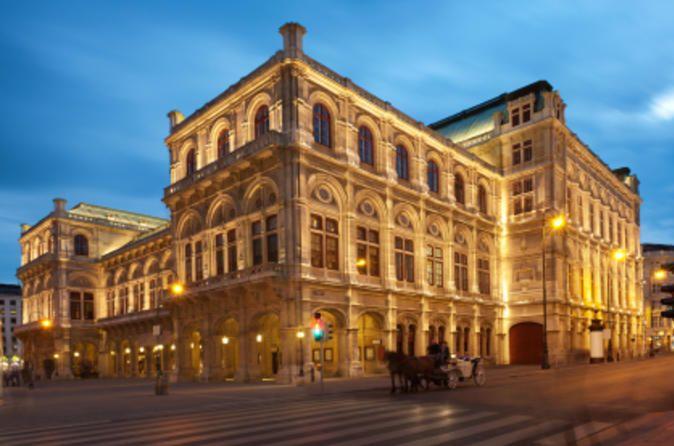 Vienna State Opera House Mozart Concert