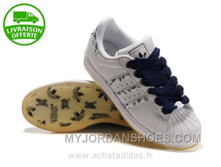 http://www.myjordanshoes.com/adidas-originals-superstar -chaussures-bleu-blanc-femmes-adidas-originals-superstar-2-noir-sale-2016.html  ADIDAS ORIGINALS ...