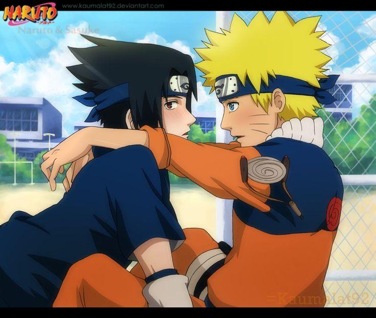 131 Best Uchiha Sasuke & Uzumaki Naruto Images On