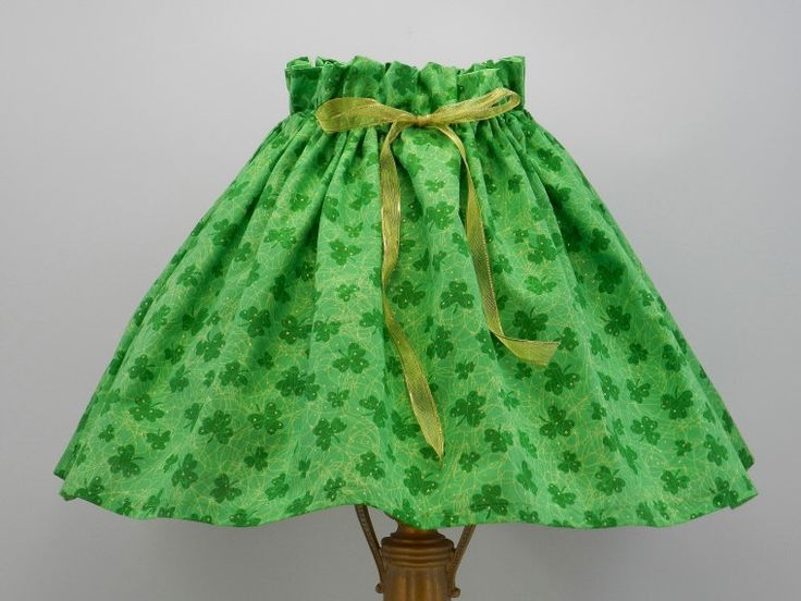 A personal favorite from my Etsy shop https://www.etsy.com/listing/223328141/green-lamp-shade-st-patricks-day-decor