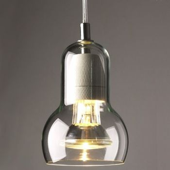 Bulb Pendant Light & And Tradition Pendant Lights