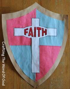 Easy Crafts For Armor Of God Helmet